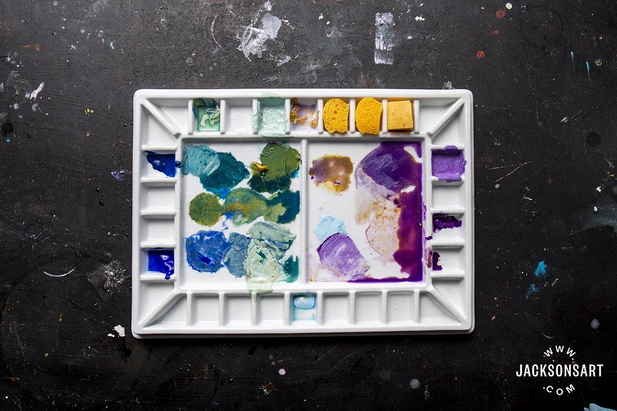 Ways to Keep Acrylic Paint Wet
