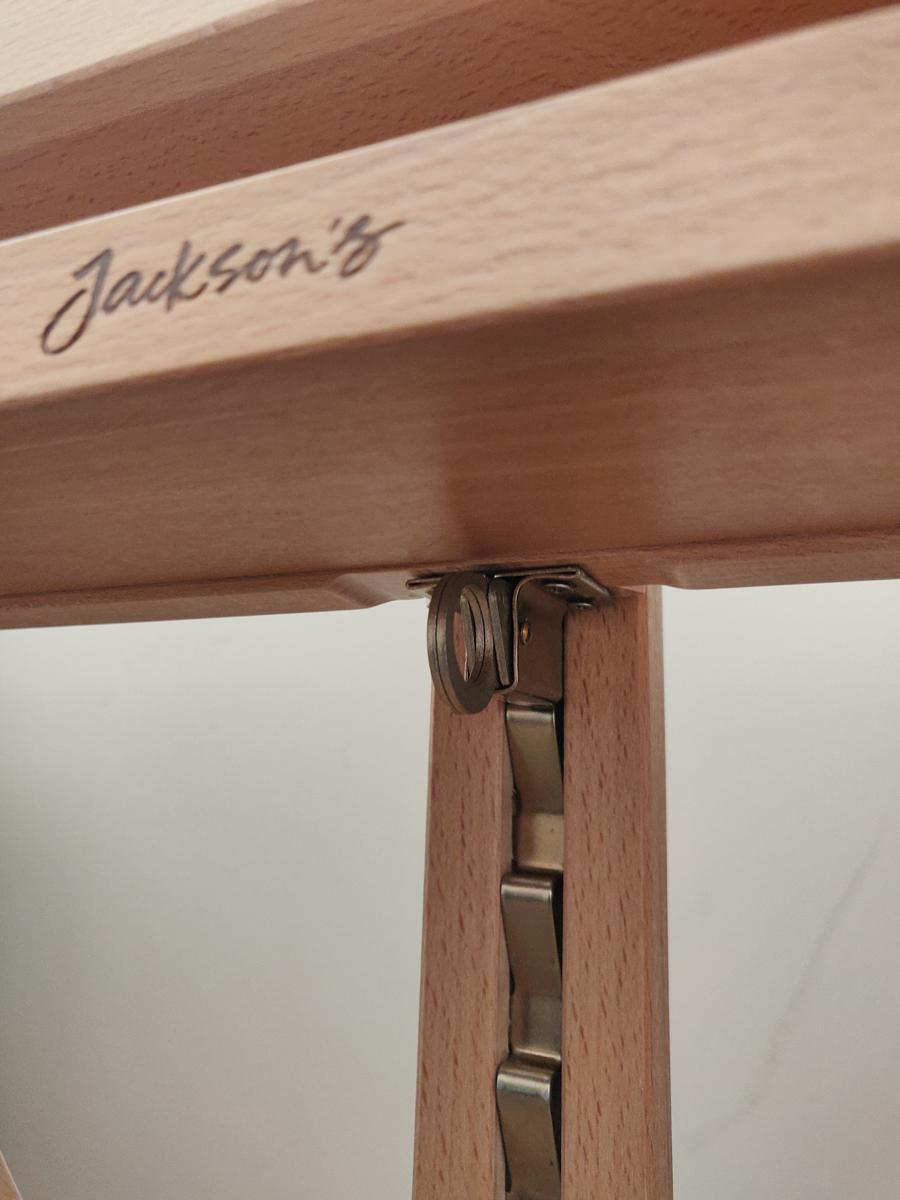 Jackson's Medium H-Frame Studio Easel