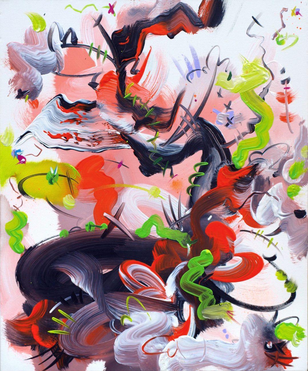 Embers James Tebbutt Oil Painting