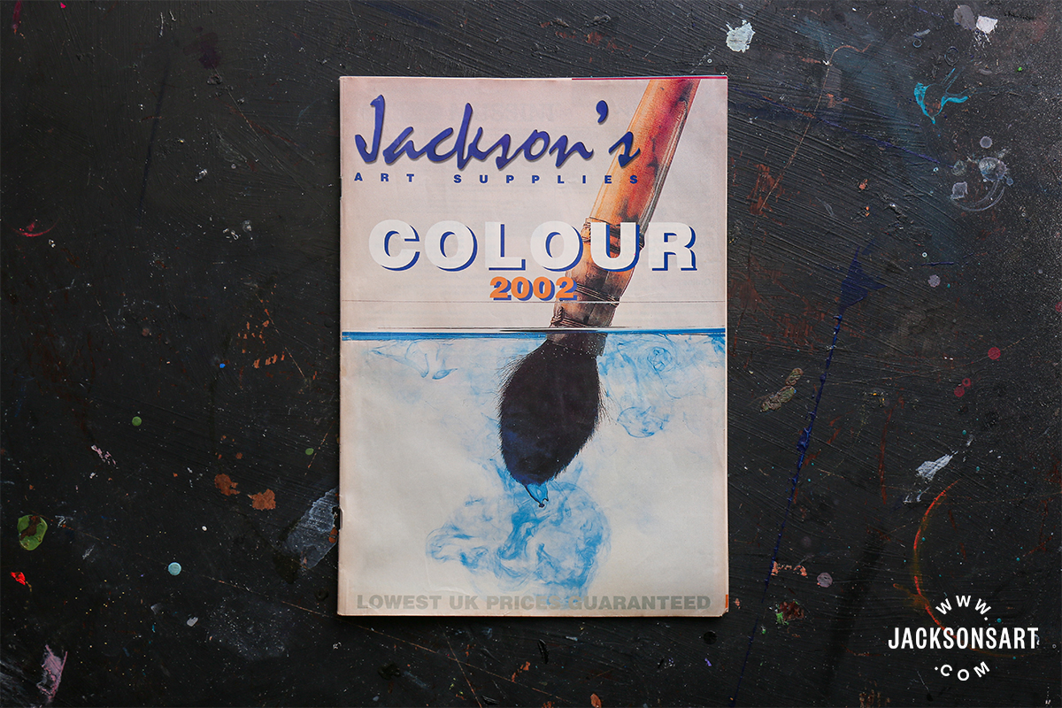 Jackson's colour catalogue, 2002