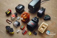 Various sharpeners