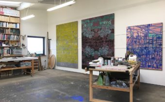 Matthew Burrows' Studio