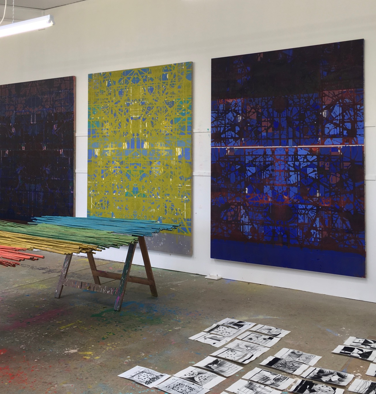Studio de Matthew Burrows