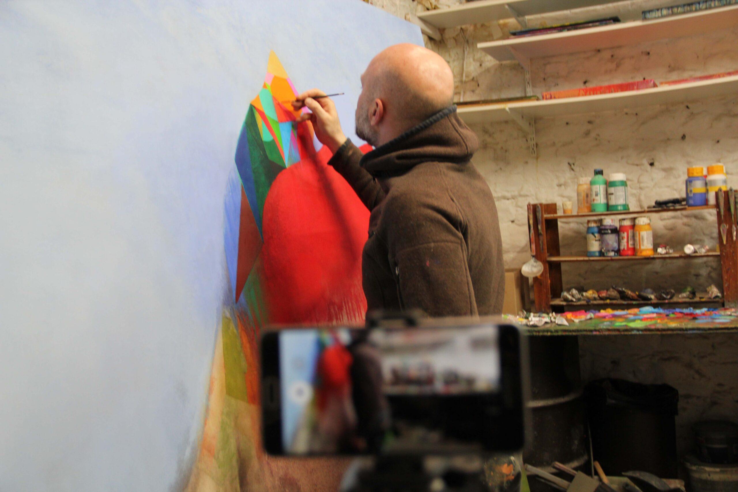 Tom Climent. Everlast Studio.