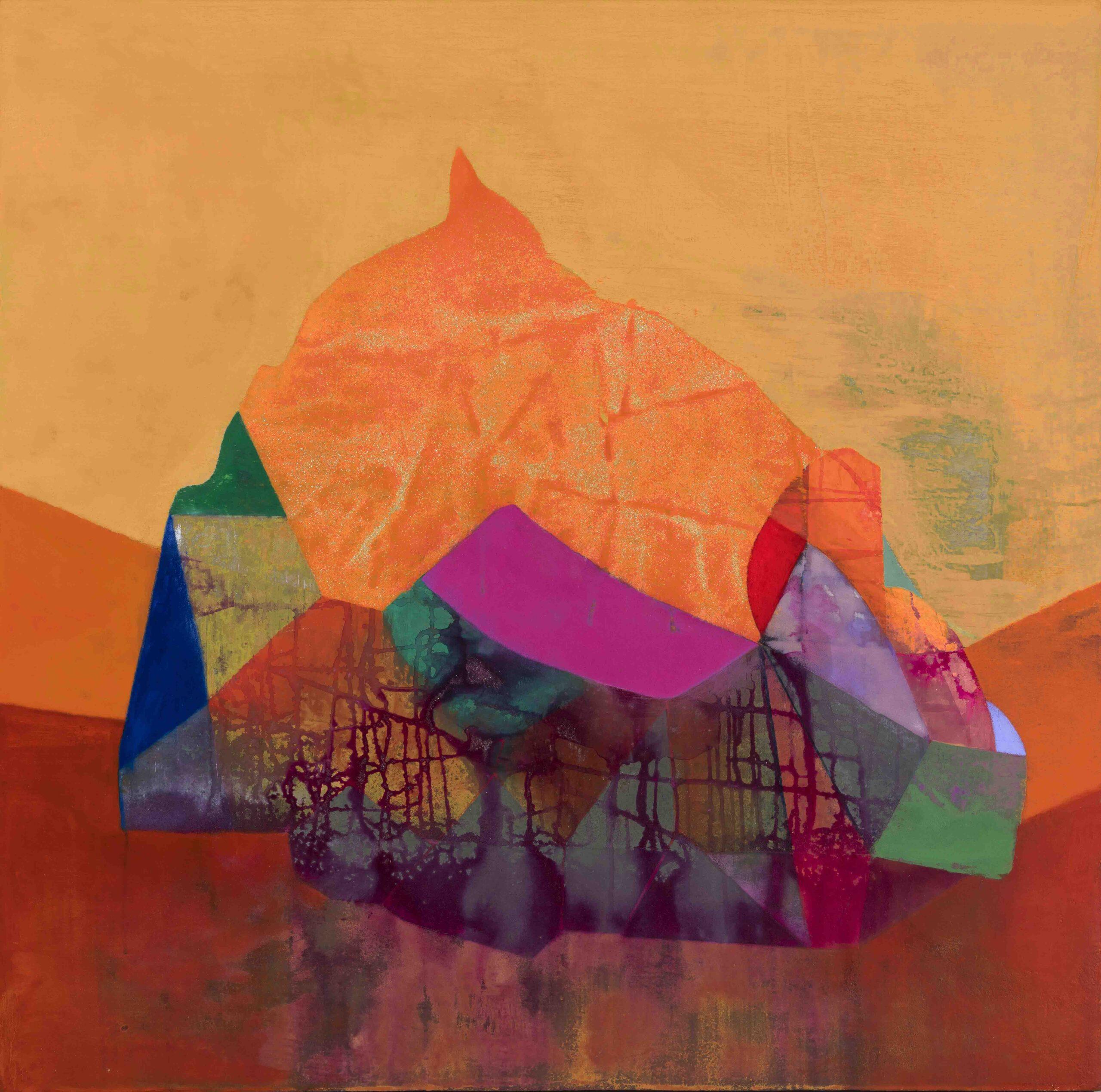 Filament. Eden. Tom Climent. Jackson's Painting Prize.