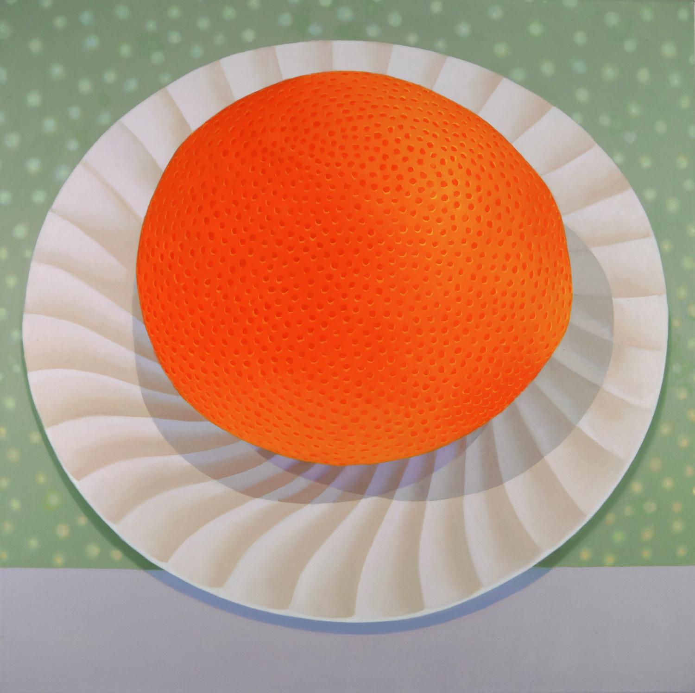 Field. Grapefruit. Robert McPartland. Jackson's Painting Prize.