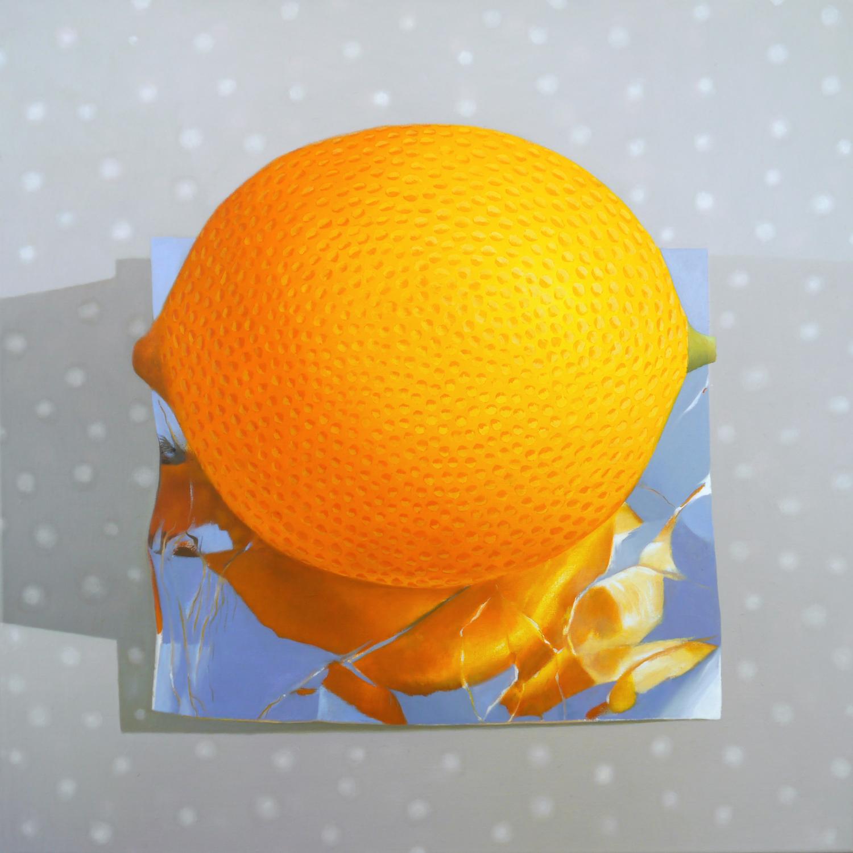 Field. Lemon. Robert McPartland. Jackson's Painting Prize.