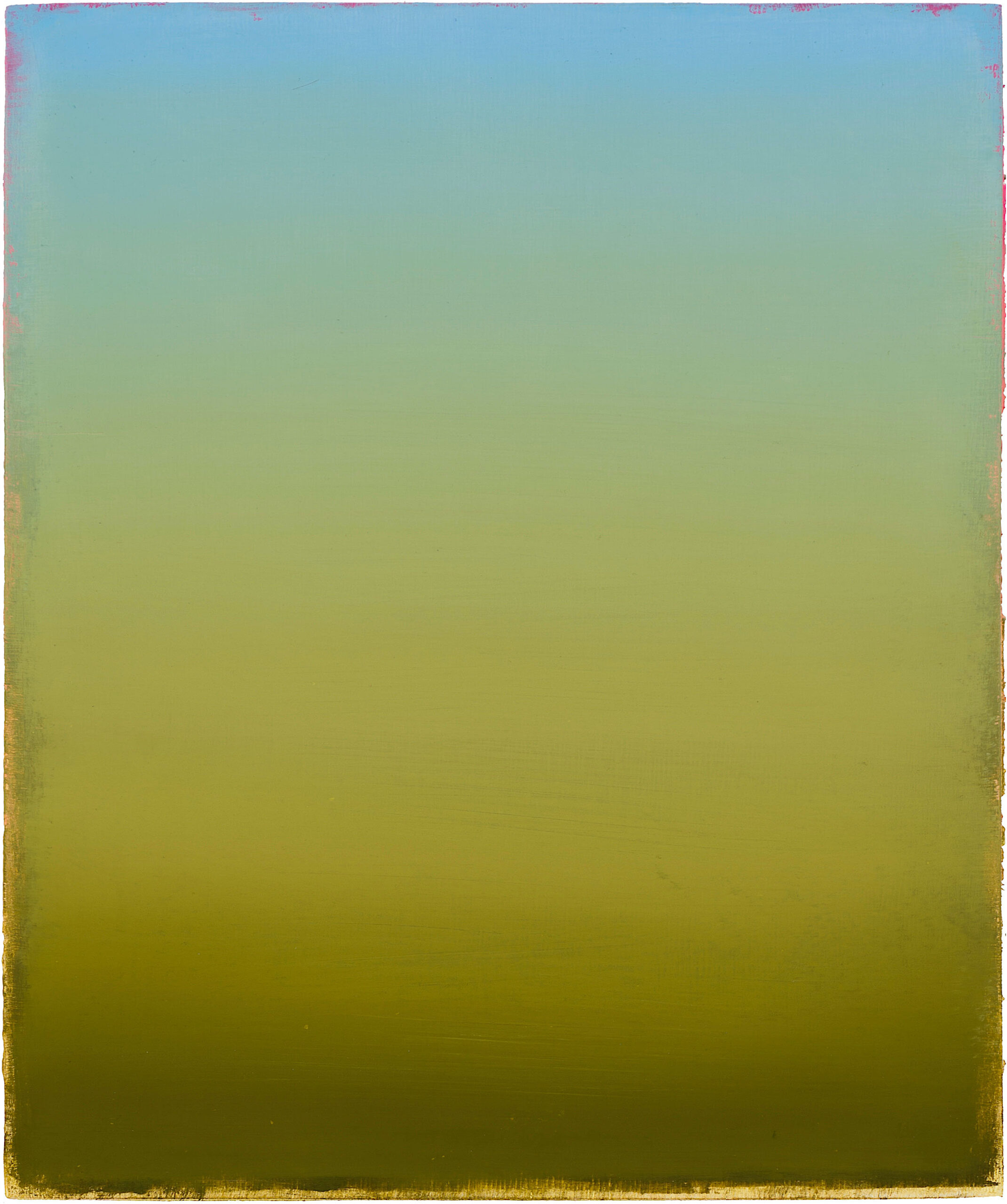 Gradation SkyBlue 2. Neil Callander. Jackson's Painting Prize.