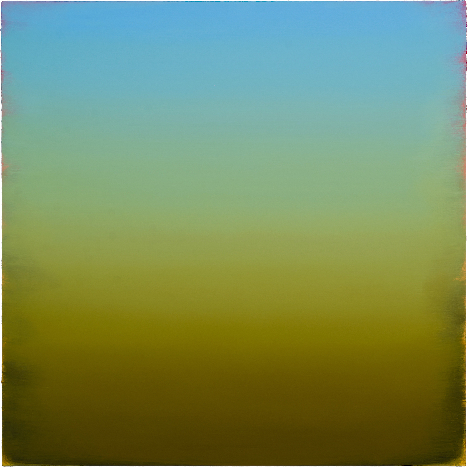 Gradation Skyblue Large. Neil Callander. Jackson's Painting Prize.