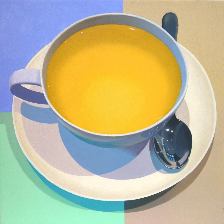 Chamomile tea. Robert McPartland. Jackson's Painting Prize.