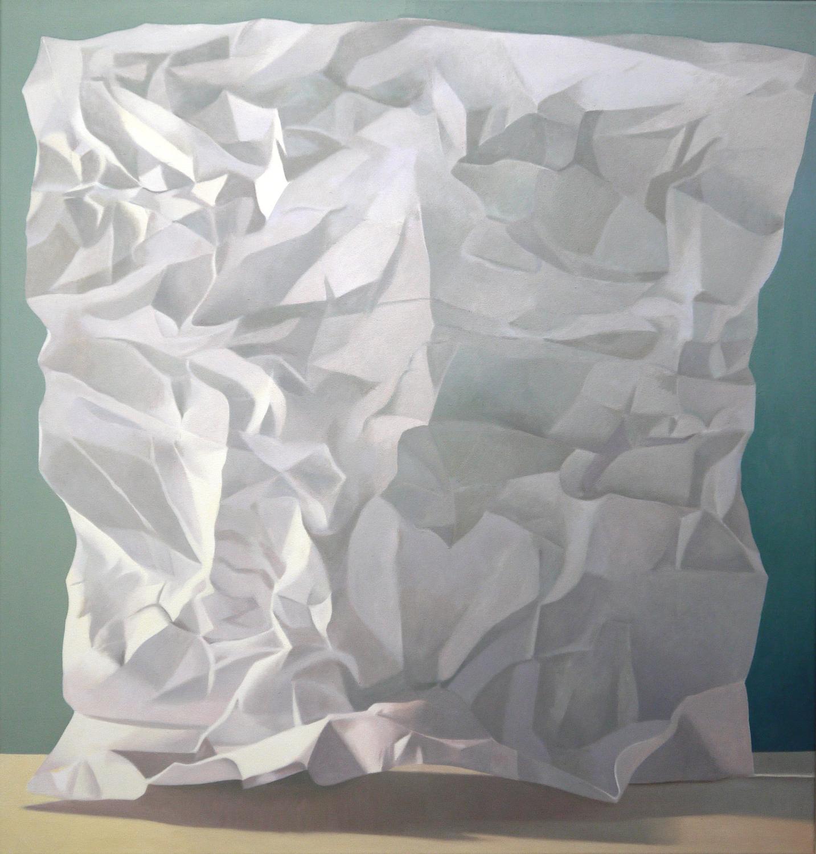 Paper. Robert McPartland. Jackson's Painting Prize.