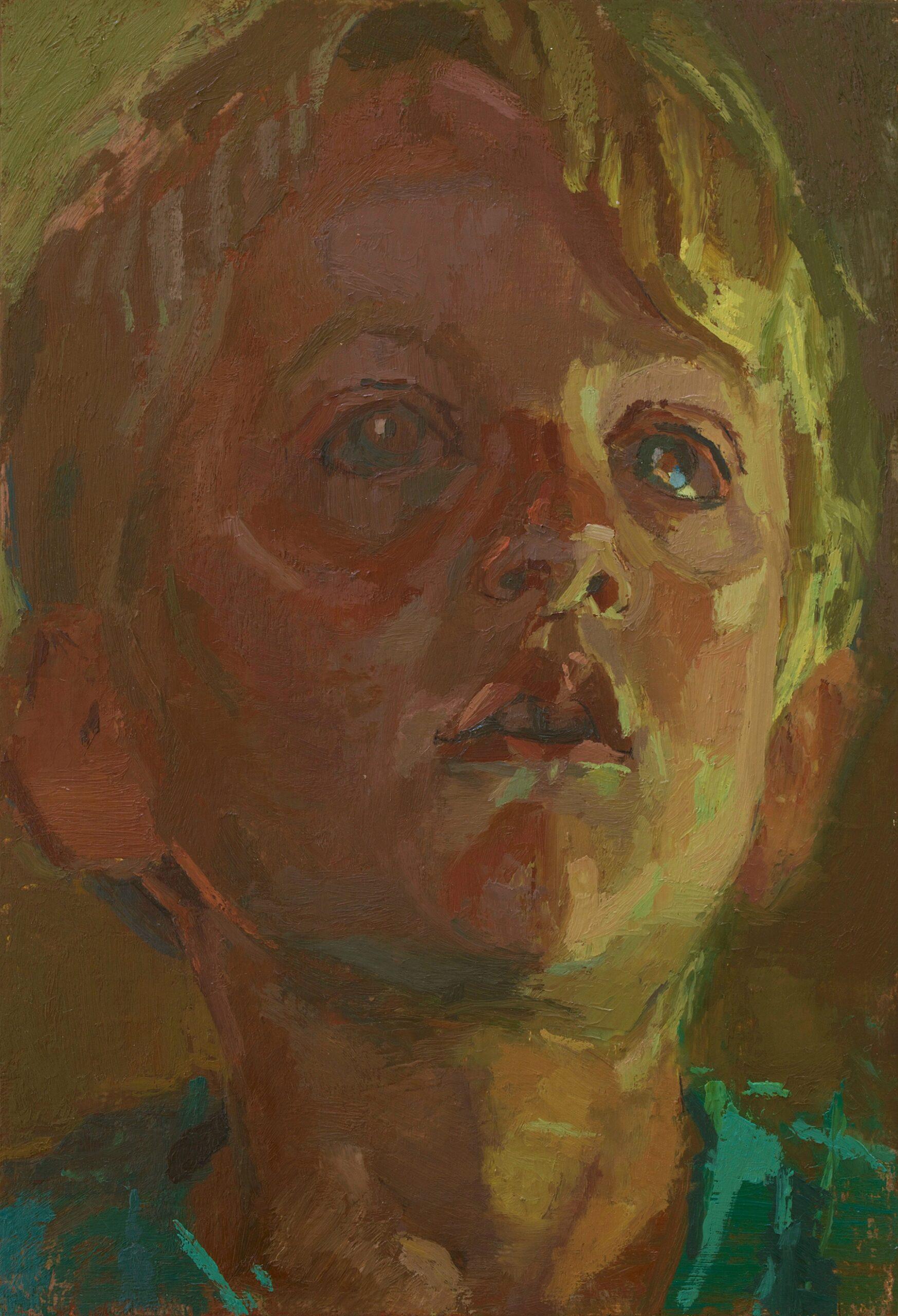 Finn #4. Neil Callander. Jackson's Painting Prize.