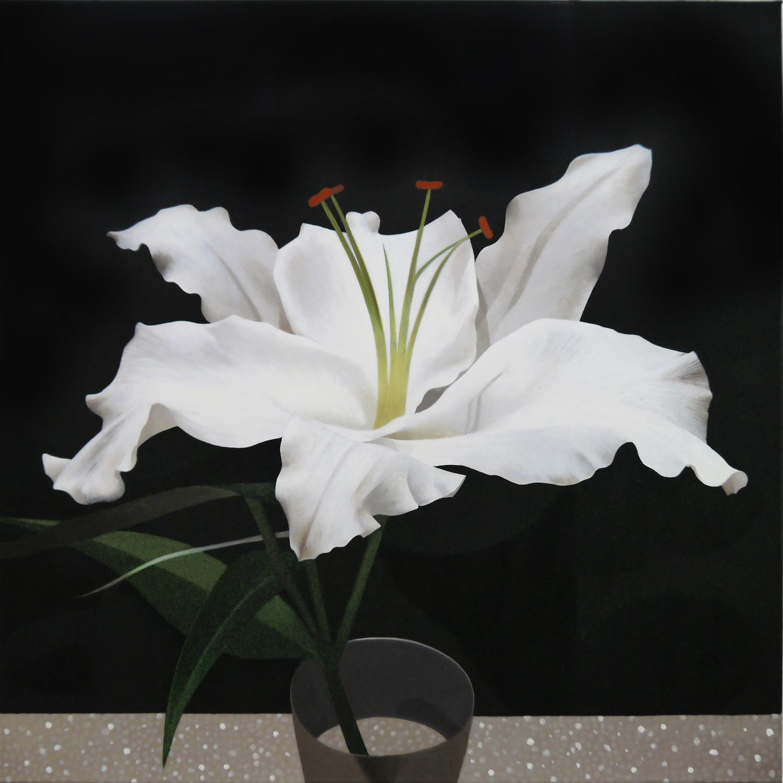 Blow. Robert McPartland. Jackson's Painting Prize.