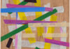 All the Tape Left Over From My Last Painting. Alastair Gordon. Jackson's Painting Prize.
