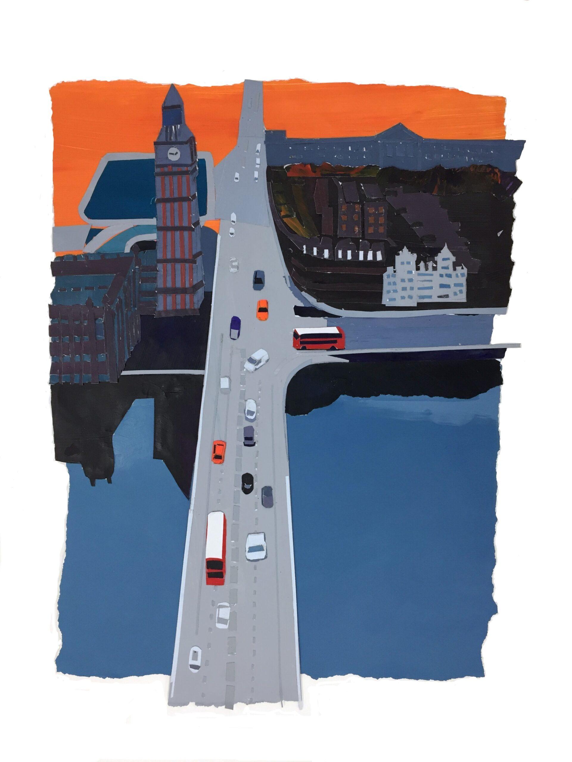 Big Ben. Raina Goran. Jackson's Painting Prize.