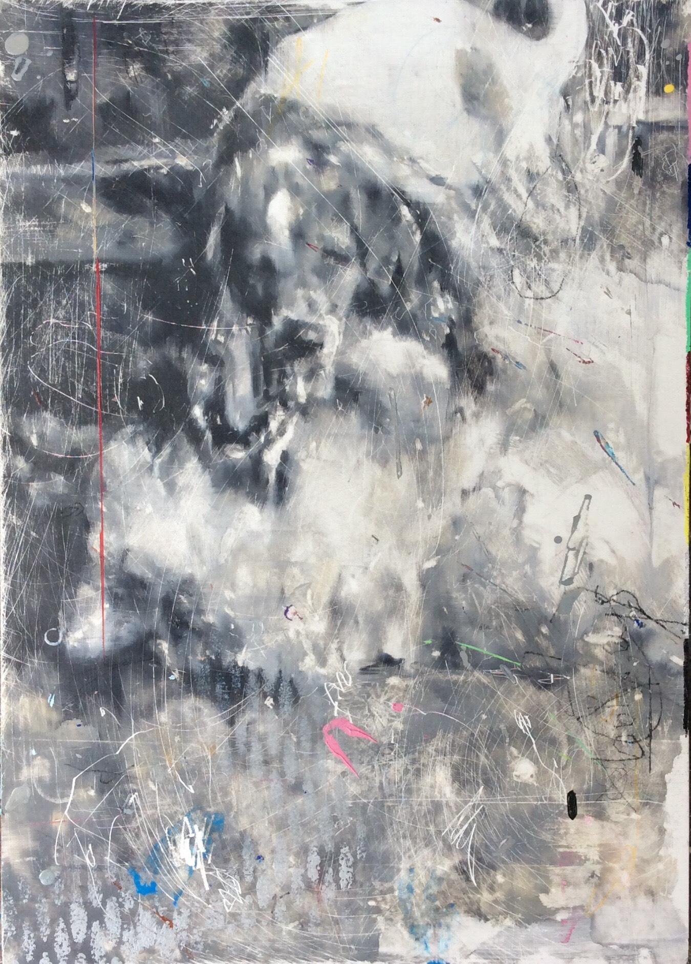 Dog Eat Dog. Angela Bell. Jackson's Painting Prize.