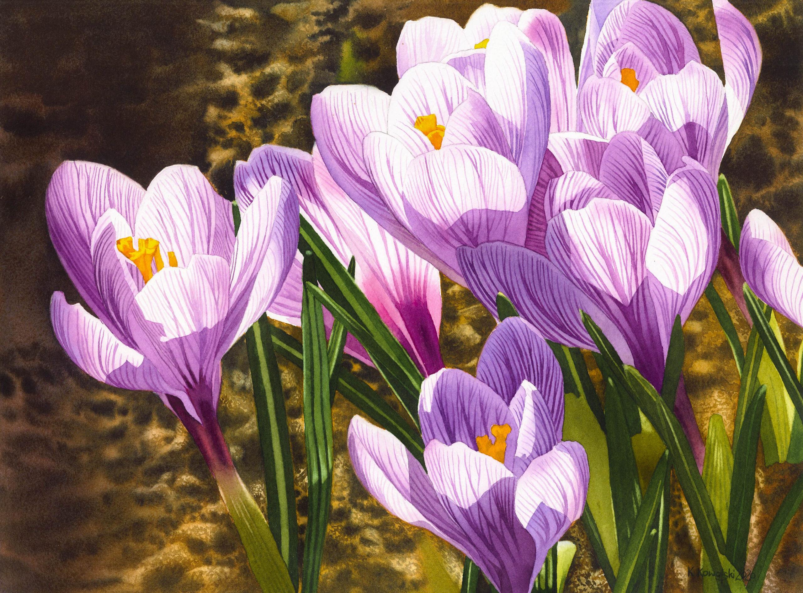 Early Spring, 2020. Krzysztof Kowalski. Jackson's Painting Prize.