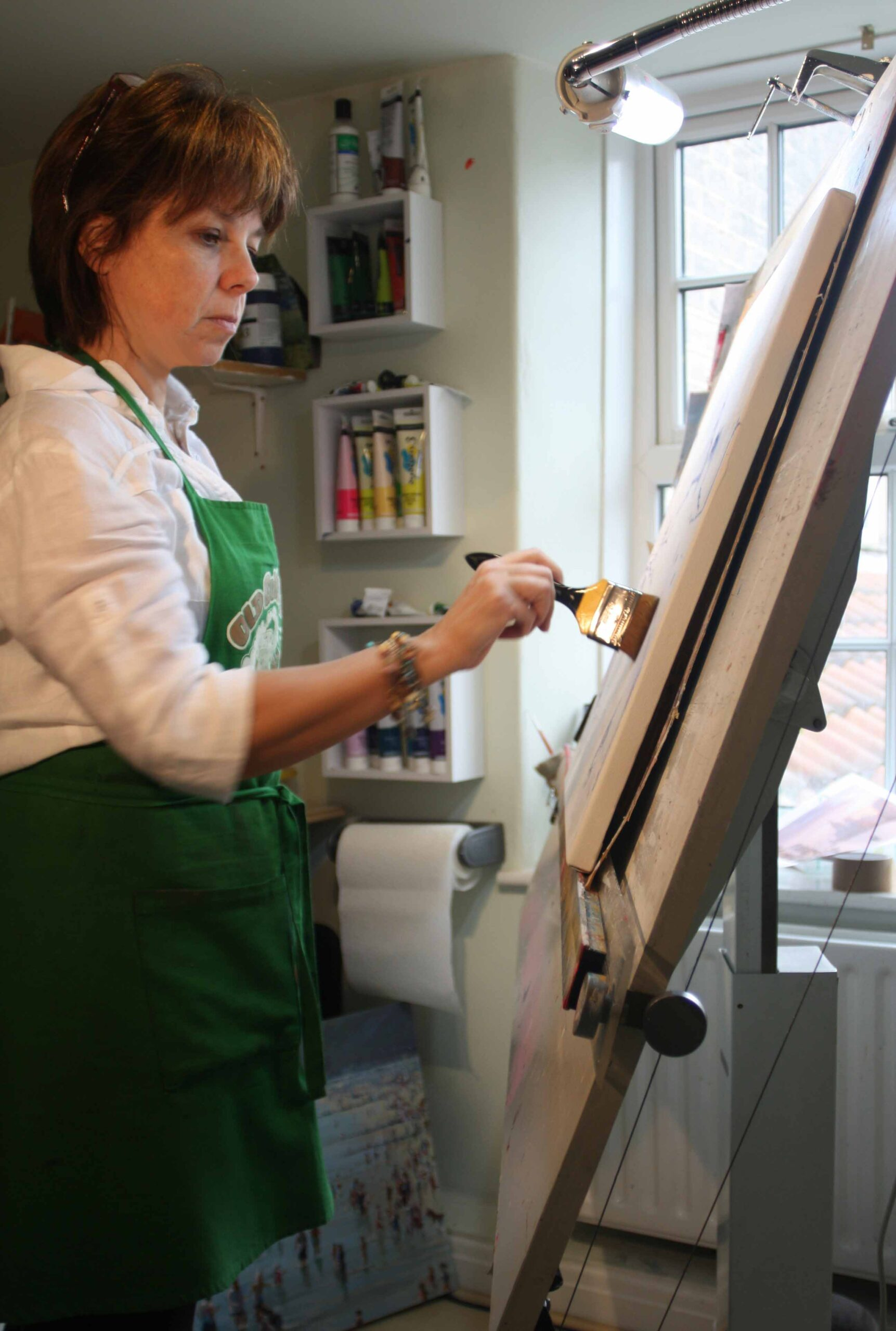 Hilary Burnett Cooper. Jackson's Painting Prize.