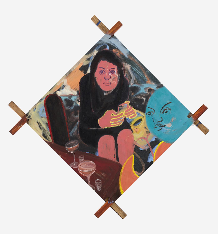 In Spiritus Veritas. Lena Brazin. Jackson's Painting Prize.