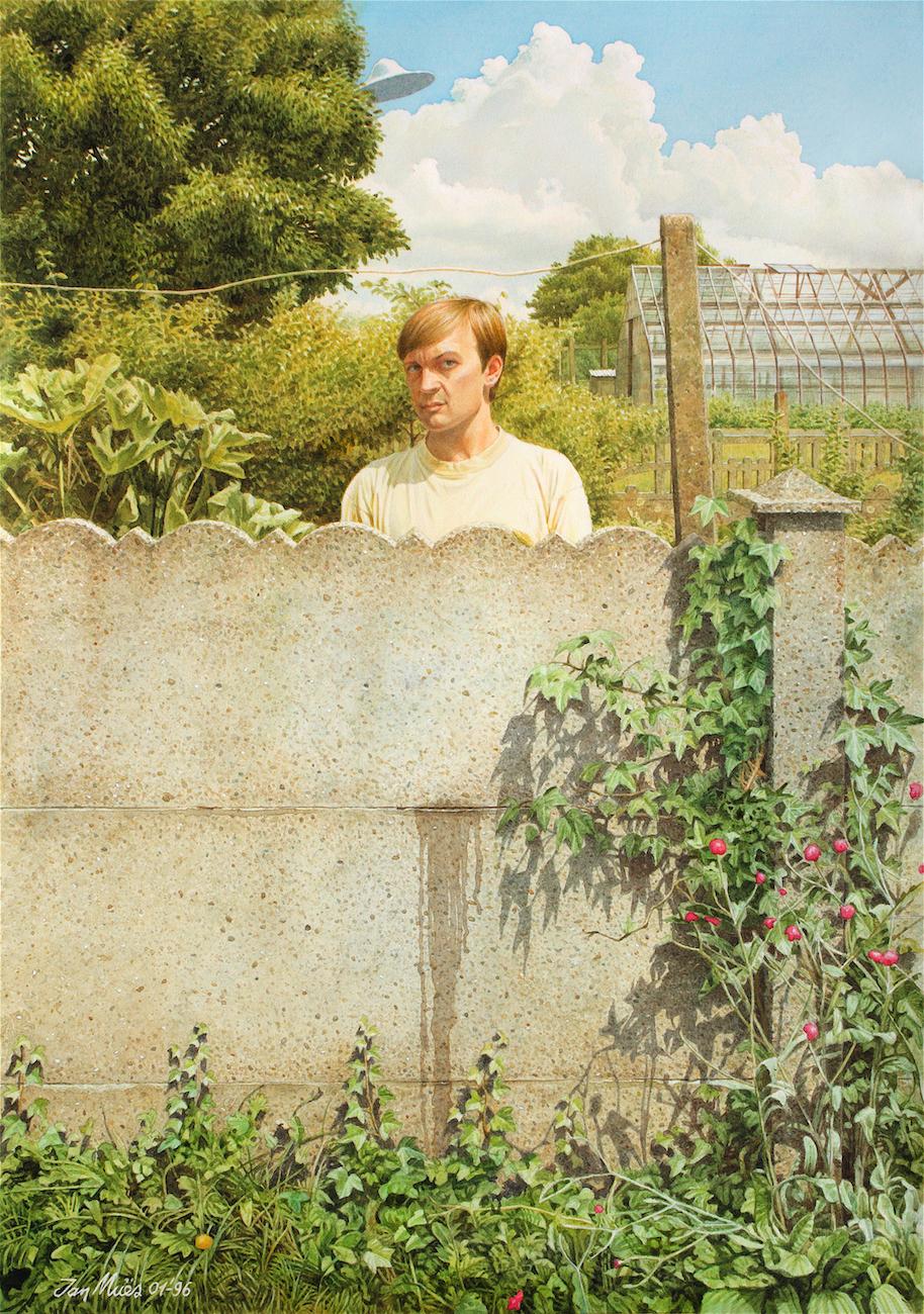 Janneke Pis. Jan Muës. Jackson's Painting Prize.