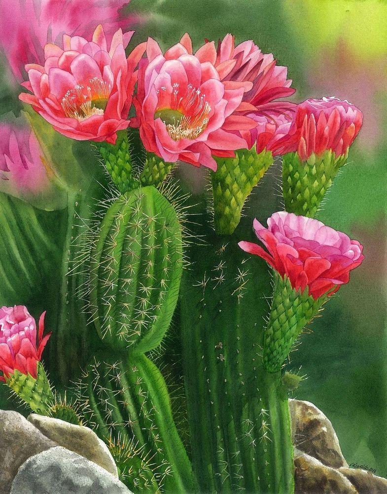 Spiky Beauty. Krzysztof Kowalski. Jackson's Painting Prize.