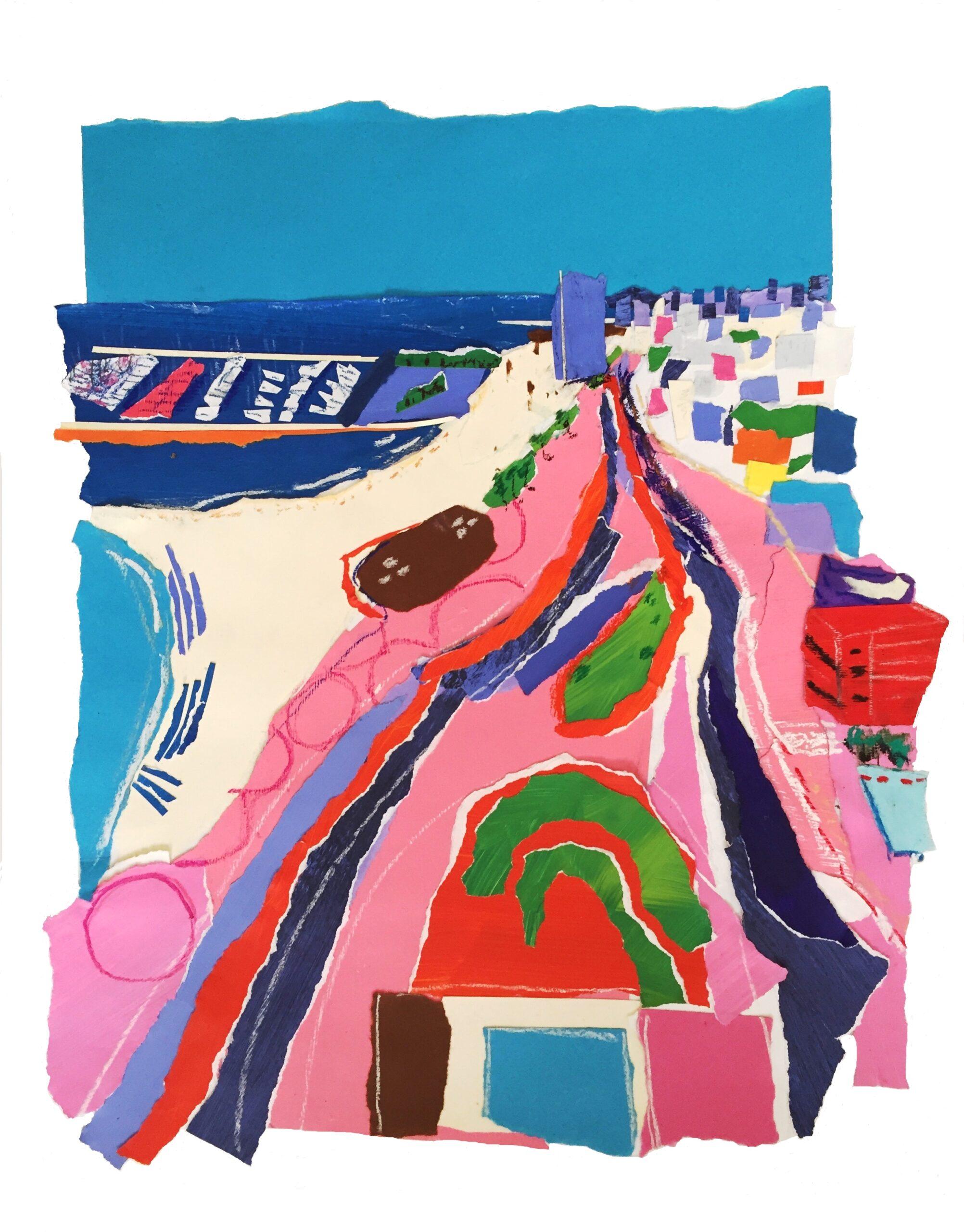 Tel Aviv 2. Raina Goran. Jackson's Painting Prize.
