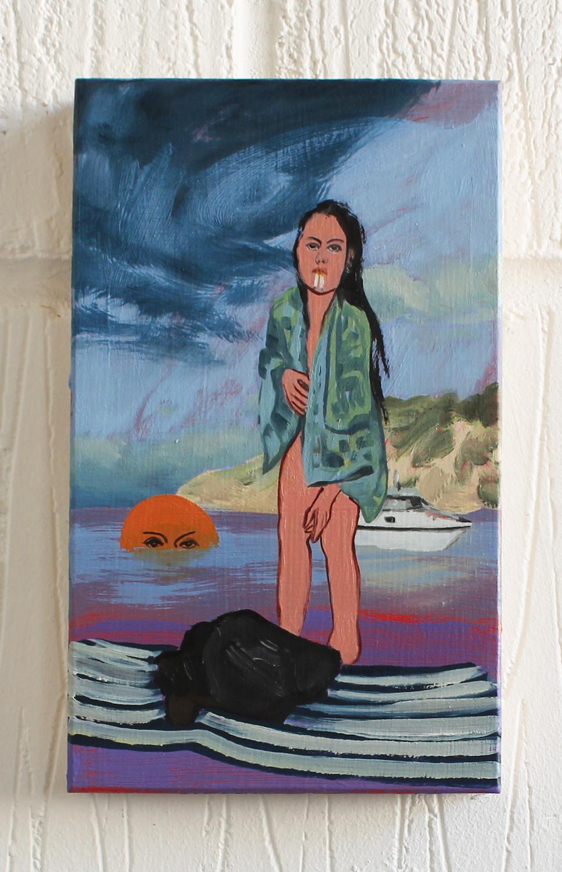 Venus. Lena Brazin. Jackson's Painting Prize.