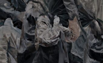 Fluid. Boris Garanger. Jackson's Painting Prize.