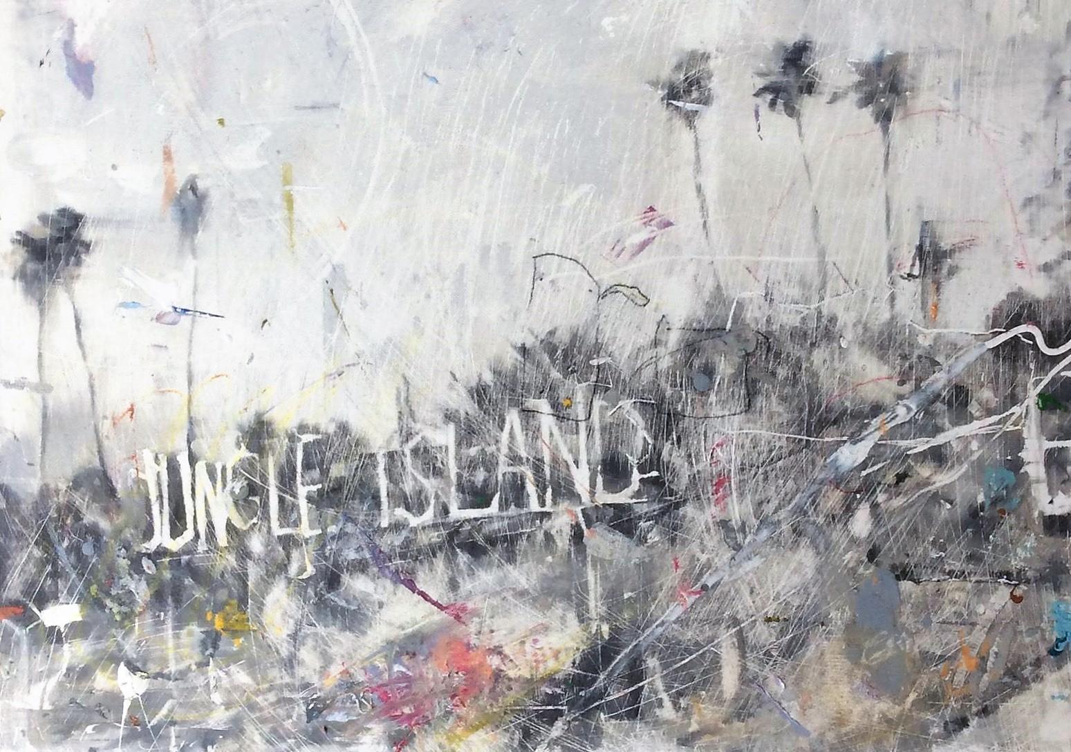 Jungle Island. Angela Bell. Jackson's Painting Prize.