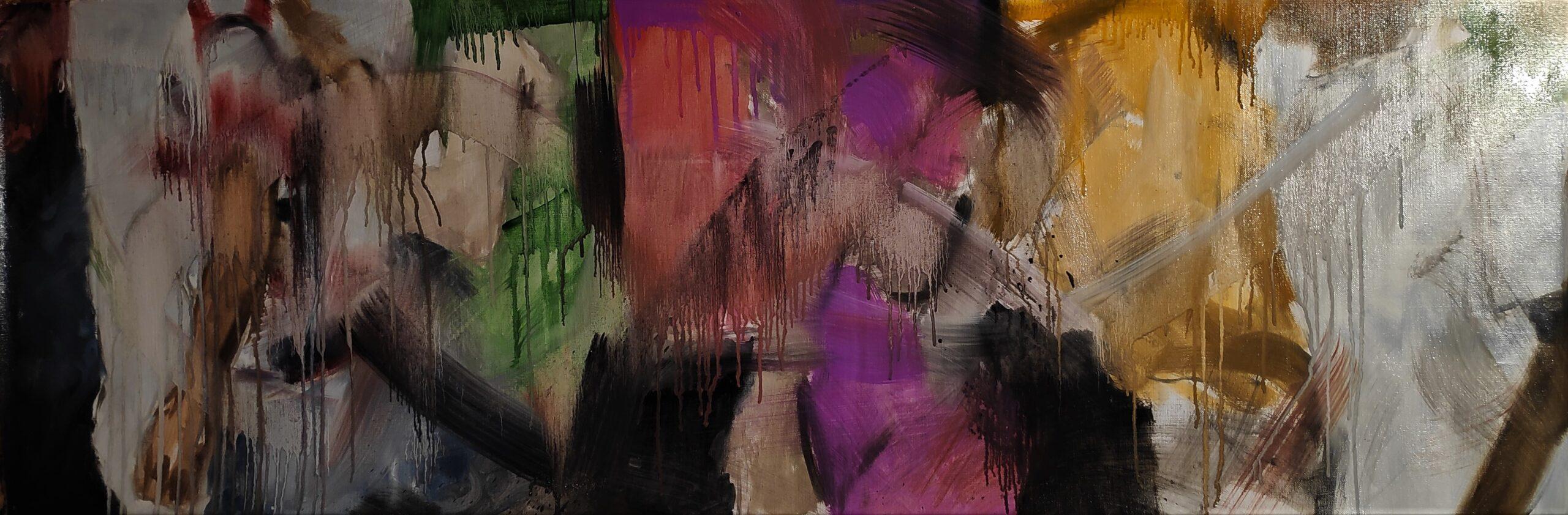 Line up #1. Boris Garanger. Jackson's Painting Prize.