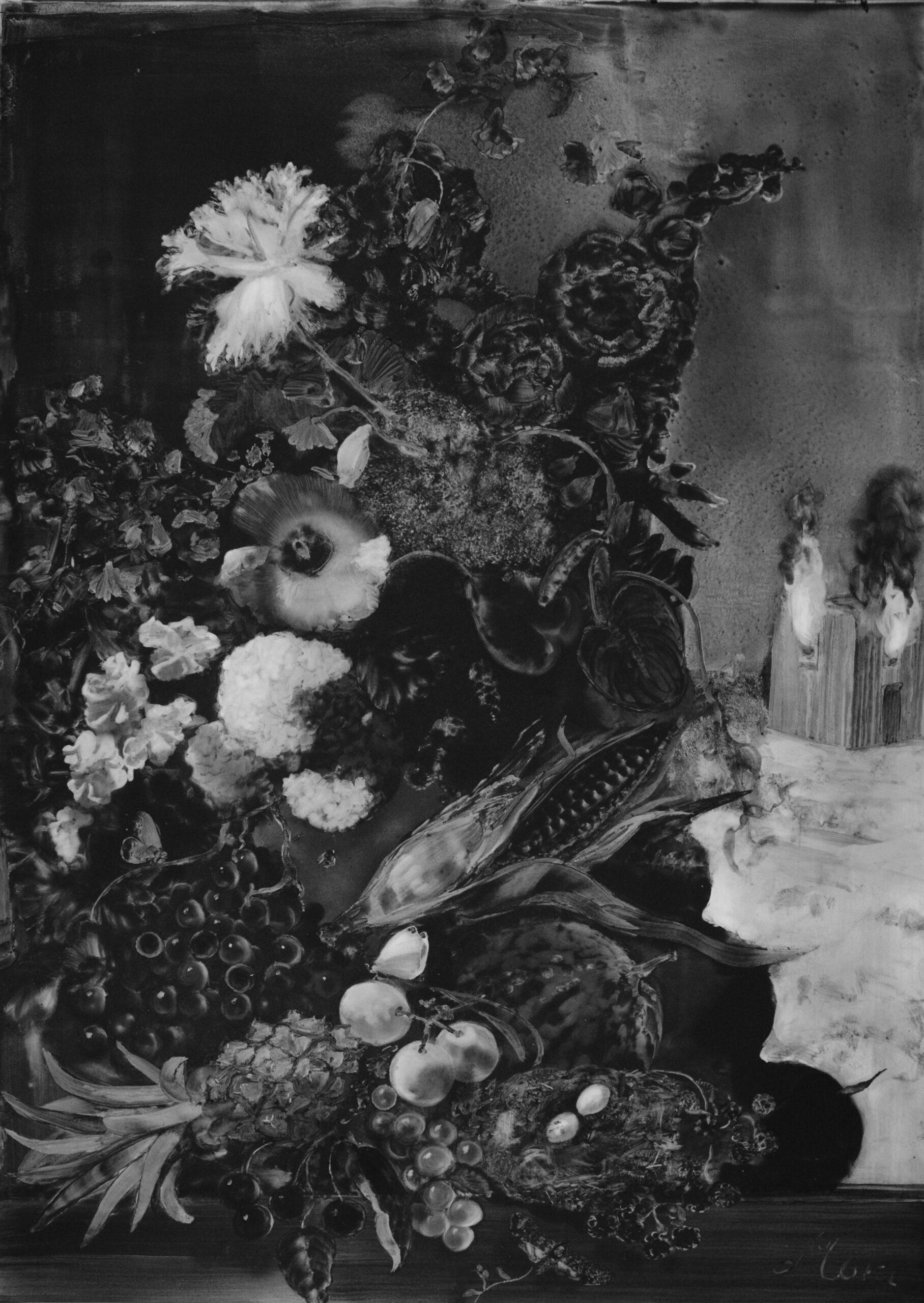 Memento Mori. Christopher Cook. Jackson's Painting Prize.