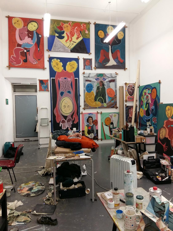 Lena Brazin. Turps Banana. Jackson's Painting Prize