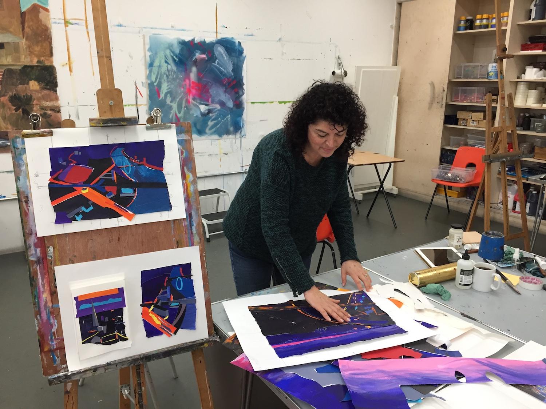 Raina Goran. Jackson's Painting Prize 2020.