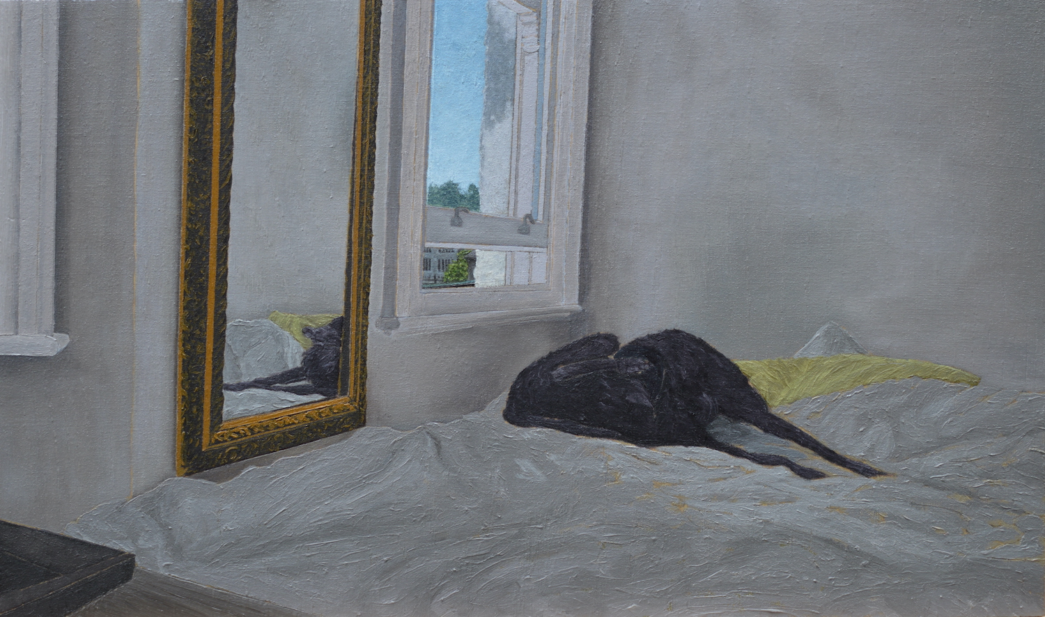 10.18. Maddy Buttling. Jackson's Painting Prize.