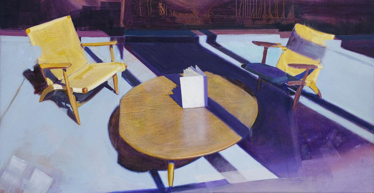 Seek. Find. Enjoy. Tim Goffe. Jackson's Painting Prize.