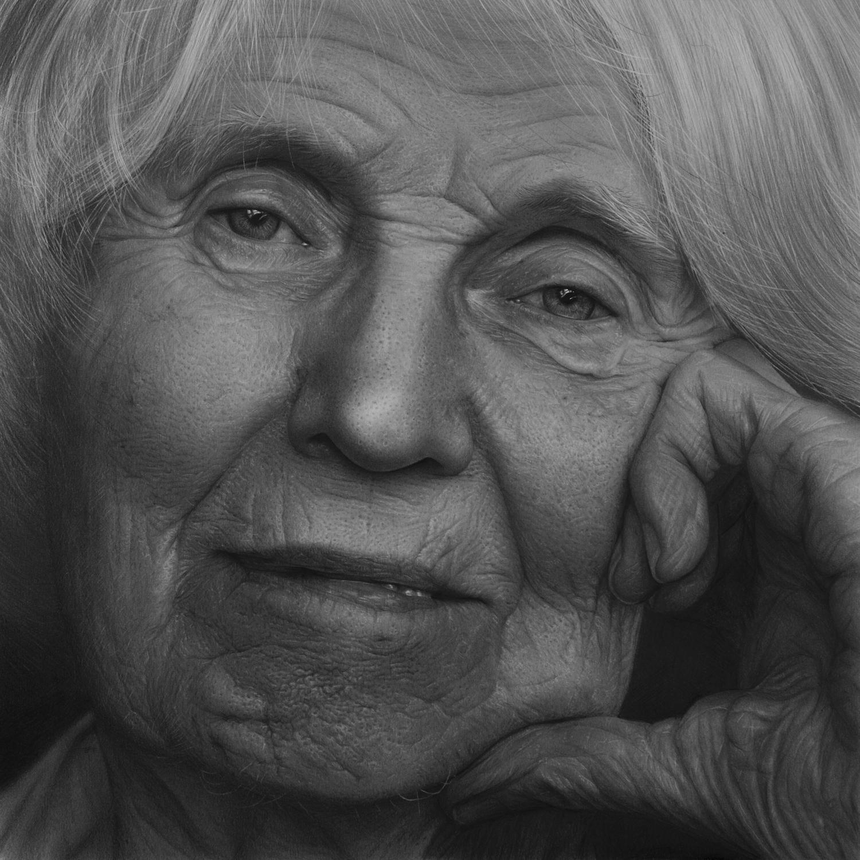 Matriarch. Emma Towers-Evans. Jackson's Painting Prize.