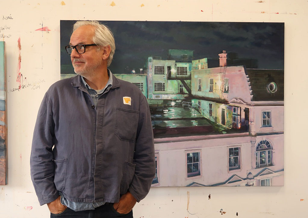 Tim Goffe. Jackson's Painting Prize.