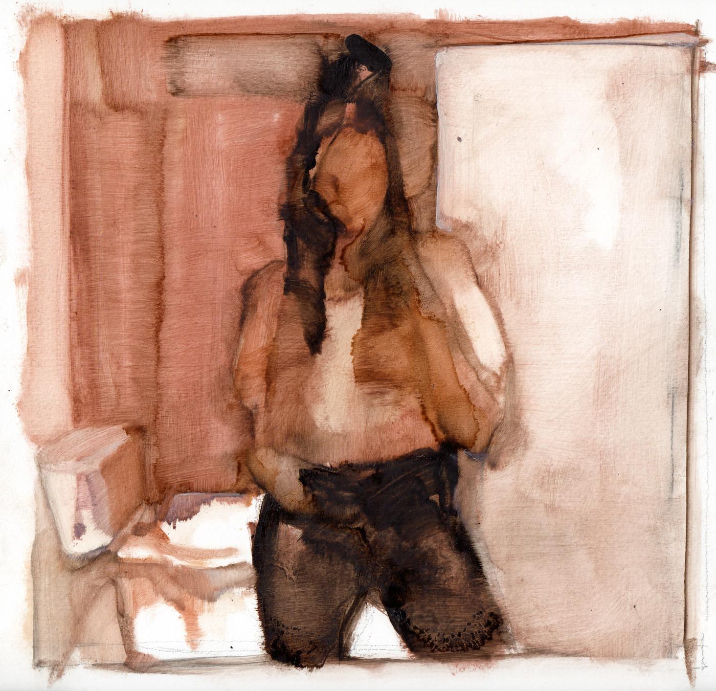 Kimberley Klauss. Jackson's Painting Prize.