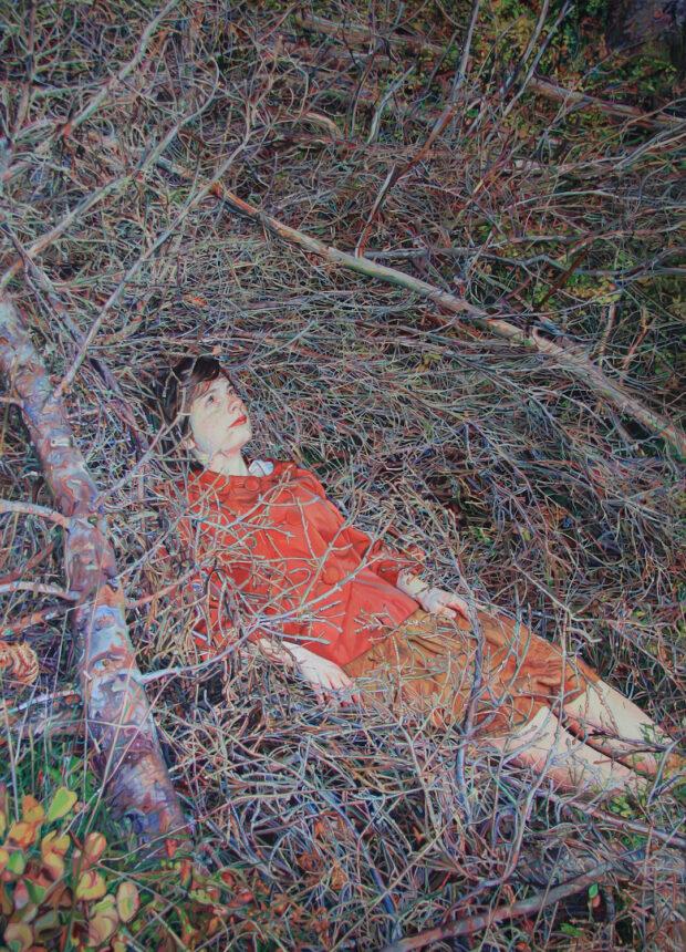 Ruth Murray. Jackson's Painting Prize.