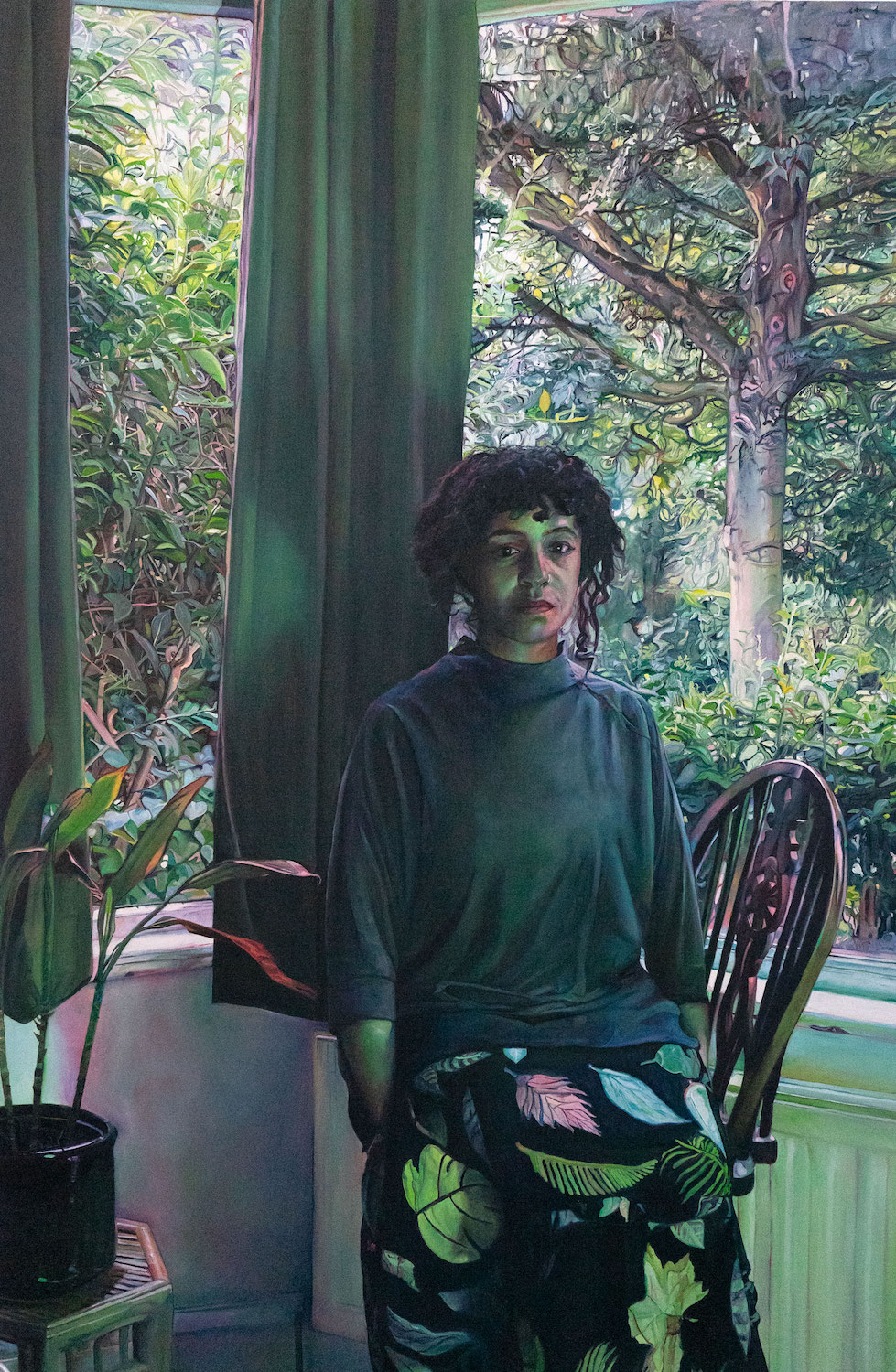 Ruth Murray. Jackson's Painting Prize.