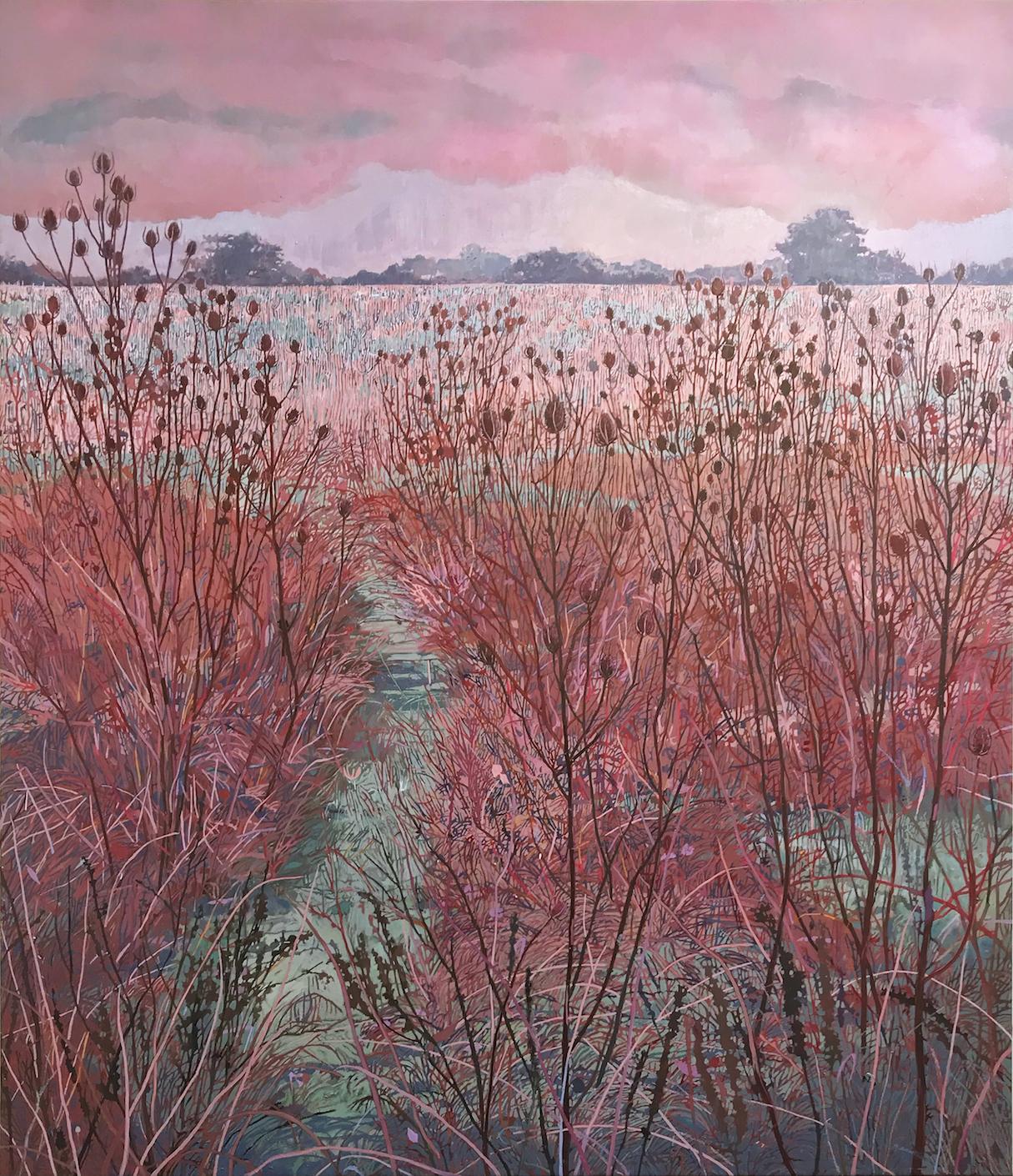 Found Path. Conrad Clarke. Jackson's Painting Prize.