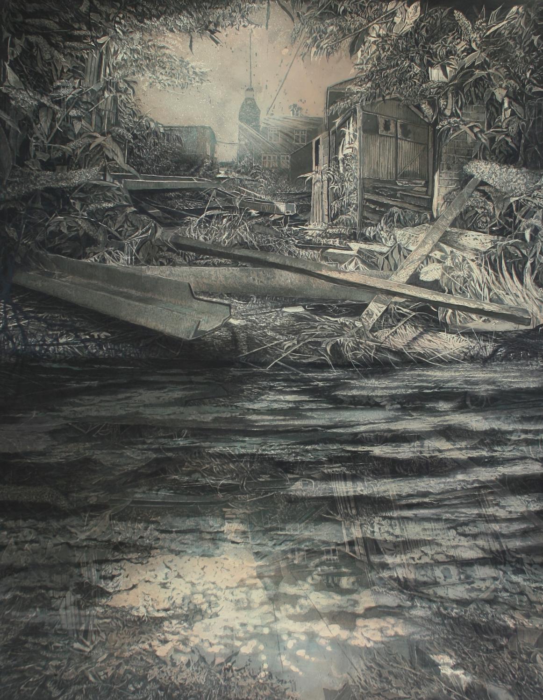 Polyorama. Juliette Losq. Jackson's Painting Prize.