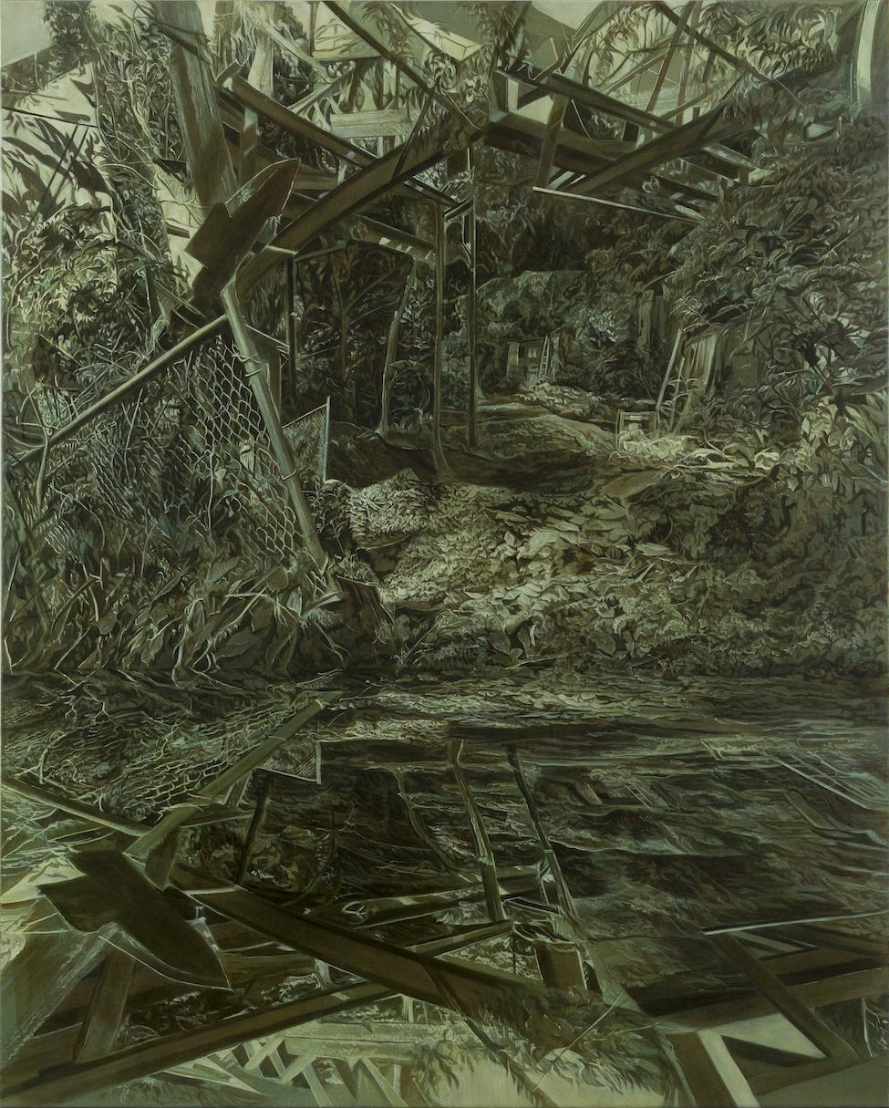 Prism. Juliette Losq. Jackson's Painting Prize.