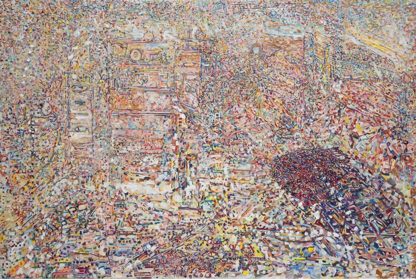Zohar Cohen. Adva. Jackson's Painting Prize.