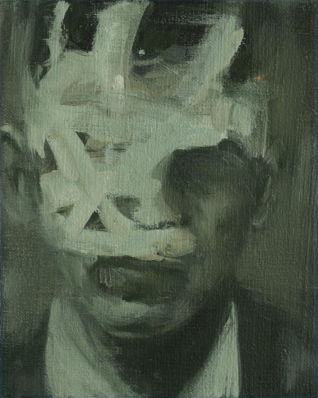 Bandages. Julia Medynska. Jackson's Painting Prize.