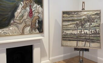 Elizabeth Dellert. Jackson's Painting Prize. Billy Childish.
