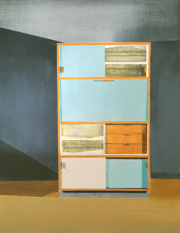 Richard Baker. Jackson's Painting Prize.