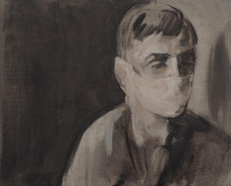 Examination. Julia Medynska. Jackson's Painting Prize.