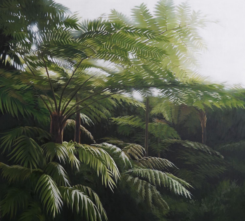 Hopeful. Ieva Kampe-Krumholca. Jackson's Painting Prize.