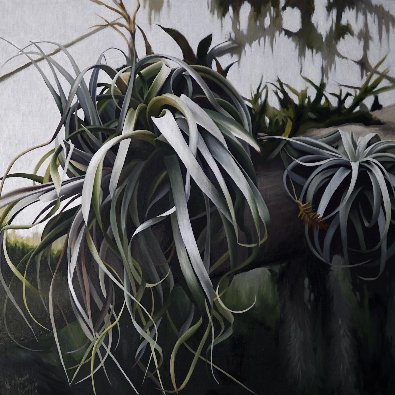 Inner conflict. Ieva Kampe-Krumholca. Jackson's Painting Prize.